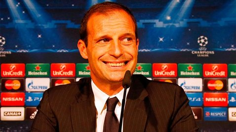 Массимилиано Аллегри: «К финалам не готовятся, в них играют и побеждают»
