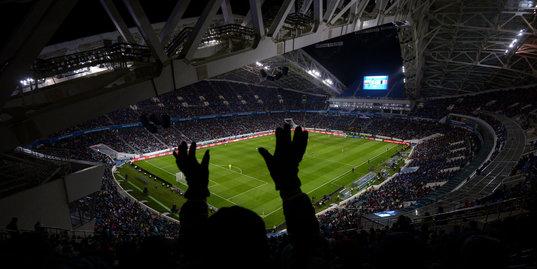 «Стадион «Фишт» стал для нас счастливым». Сборная России впервые в Сочи