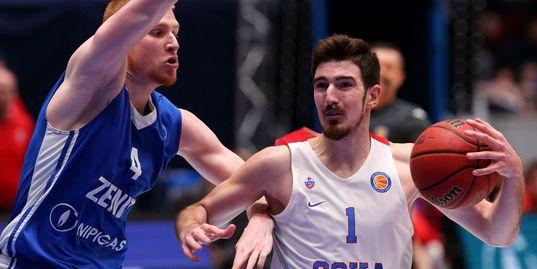 Как играет лучший баскетболист Европы