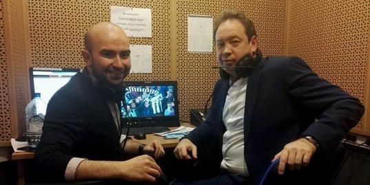 «Был выжат, будто тренировал «Барсу» или «Юве». Слуцкий комментирует Лигу чемпионов на «Матч ТВ»