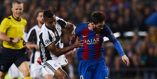 Леонид Слуцкий комментирует матч «Барселона» – «Ювентус»: лучшее