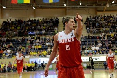 Мозгов вошел в расширенный состав сборной России на Евробаскет-2017