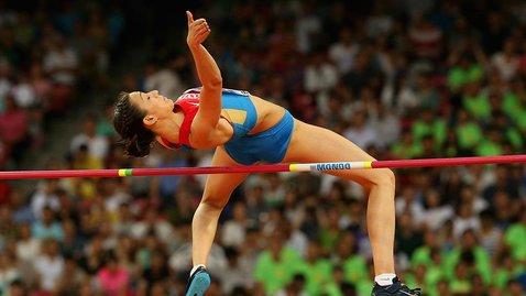 Россиянка Ласицкене победила на этапе «Бриллиантовой лиги» под нейтральным флагом