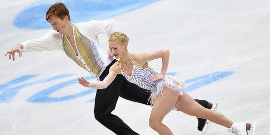 Тарасова и Морозов пытаются вернуть Россию на подиум в парном катании