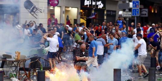 «Не знаю дурачков, которые выйдут на улицы». Будут ли драки во время чемпионата мира-2018?