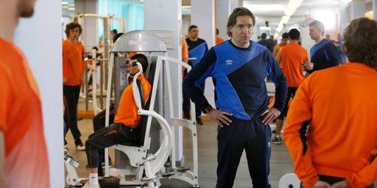 Сергей Юран: «После первых тренировок на шоу хотелось взять мыло и веревку»