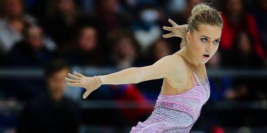 Елена Радионова побеждает в Китае и попадает в финал Гран-при