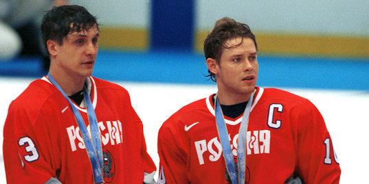Первая Олимпиада, на которую приехали все звезды НХЛ