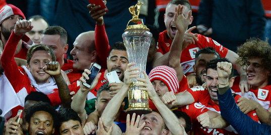 Карпин называет три главных события сезона в российском футболе