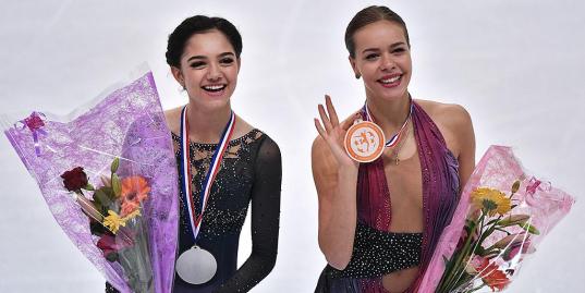 «После проката даже отказали руки». Медведева, Погорилая и Сотскова — о чемпионате России