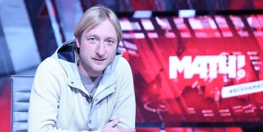 «Я закончил карьеру в спорте». Интервью Евгения Плющенко «Матч ТВ»