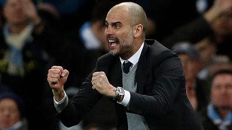 «Манчестер Сити» объявил о подписании форварда «Монако»