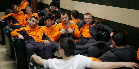В каких условиях живут участники футбольного реалити