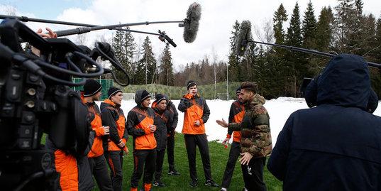 «У нас завелся свой Роналду». Савин о футбольном реалити «Матч ТВ»