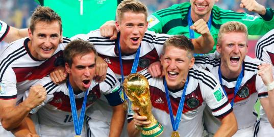 Сборная Германии, которая едет на Кубок конфедераций за победой