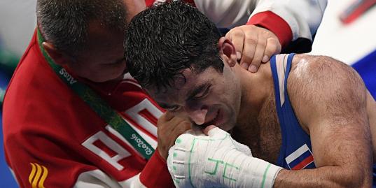 «Назальный спрей может стать причиной положительной допинг-пробы». Врач о допинг-тесте Алояна
