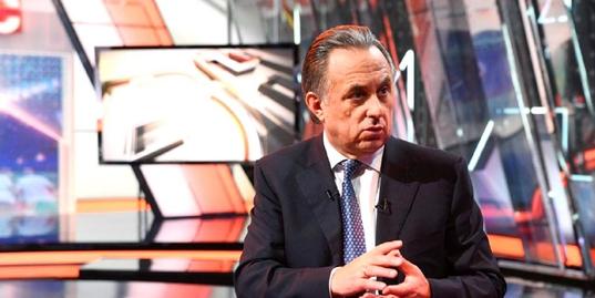 Виталий Мутко: «В РФС нет креатива. Нужны люди, которые будут продвигать футбол — такие, как Карпин и Широков»