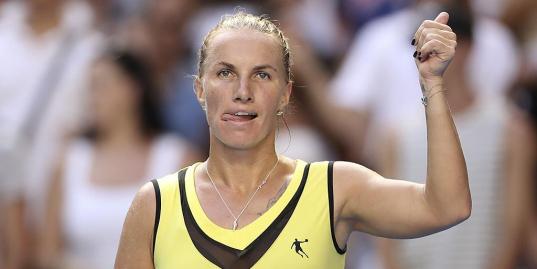 «Надеюсь, я как вино – чем старше, тем лучше». Обзор стартовых матчей Australian Open