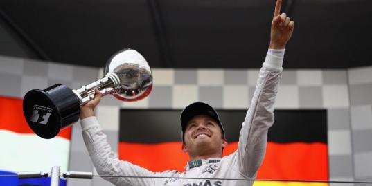 Станет ли Росберг досрочно чемпионом «Формулы-1»? Отвечает Алексей Попов