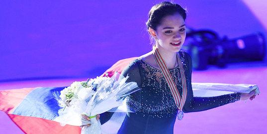 Евгения Медведева – двукратная чемпионка мира