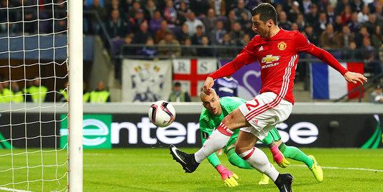 Мхитарян забивает, но «Манчестер» упускает победу: голы и лучше моменты