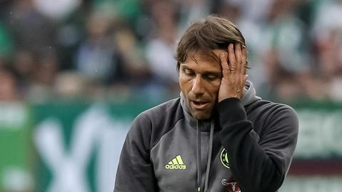 Конте заблокировал трансфер Неймара в «Челси»