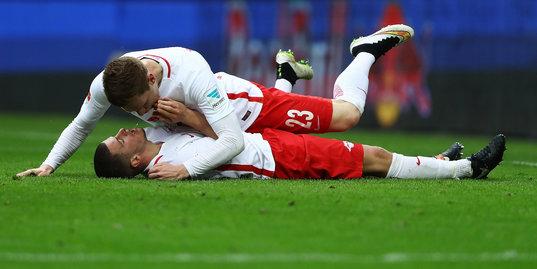 Голы «Лейпцига», от которых вздрогнет Лига чемпионов