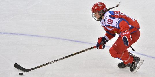 Россия против США и Канады на женском чемпионате мира. Не пропустите
