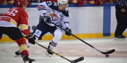 «Куньлунь» впервые побеждает в плей-офф КХЛ