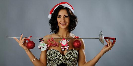 12 самых новогодних кадров российского спорта