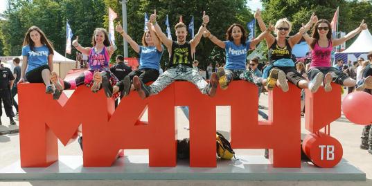 #МатчТренировки — в эти выходные в лучших парках Москвы