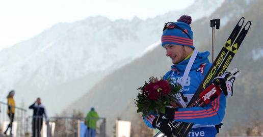 Максим Цветков — лучший на Всемирных военных играх