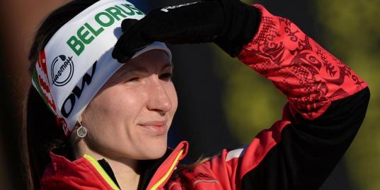 Чем занималась Дарья Домрачева без биатлона