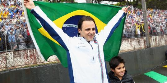 Последний домашний Гран-при в карьере Фелипе Массы