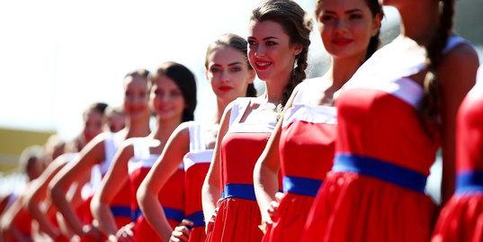 15 кадров, после которых вы влюбитесь в Гран-при России
