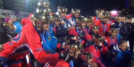 Россия — Казахстан — 30 января, 20:55, «Матч ТВ»