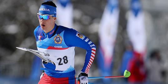 Лыжное ориентирование. Чемпионат мира. Мужчины. Спринт