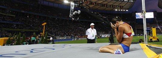 Российские легкоатлеты не поедут на Олимпийские игры в Рио. Хроника событий