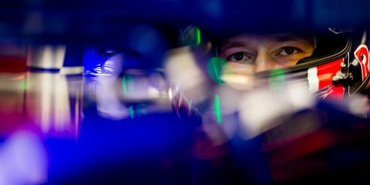 Гран-при Китая: Даниил Квят завершил гонку на 21-м круге