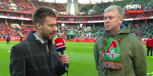 Разговаривает ли Сергей Светлаков с телевизором, когда смотрит матчи «Локомотива»?