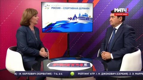 Игорь Левитин: «Финансирование массового спорта не должно сокращаться»