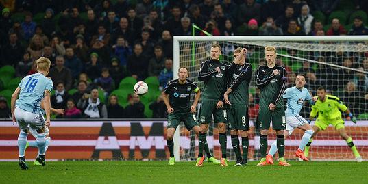 «Краснодар» опять проиграл «Сельте» и вылетел из Лиги Европы. Голы и лучшие моменты