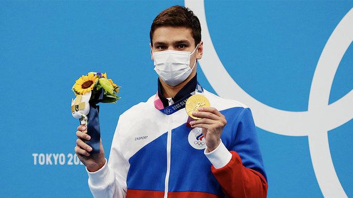 Россия сохранила четвертое место в медальном зачете Олимпиады после четвертого дня