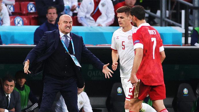 Валерий Масалитин: Сборная России играет в устаревший футбол, методики Черчесова не работают