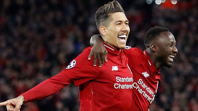 ливерпуль News: «Ливерпуль» одолел «Порту» в первом матче четвертьфинала ЛЧ
