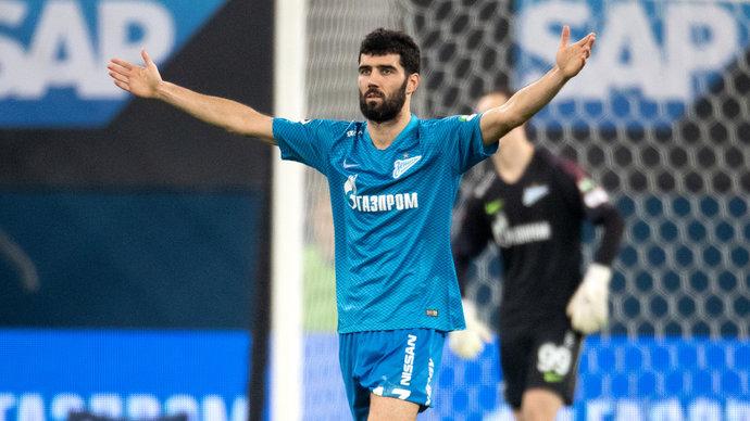 «Зенит» показал форму на ответный матч ЛЕ с «Фенербахче»