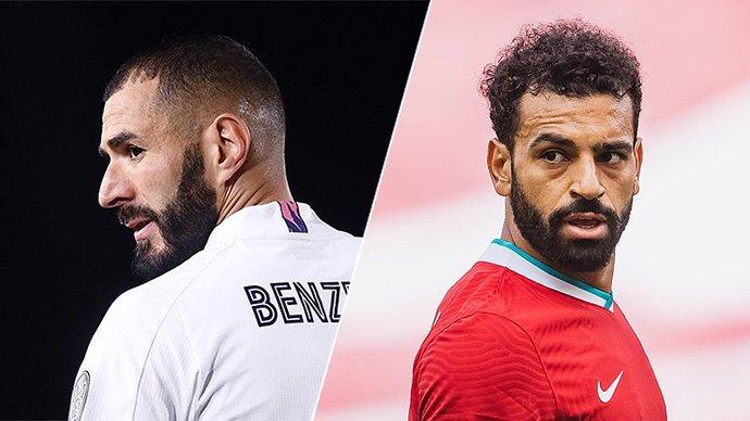 Ливерпуль и Реал назвали стартовые составы на ответный матч четвертьфинала ЛЧ