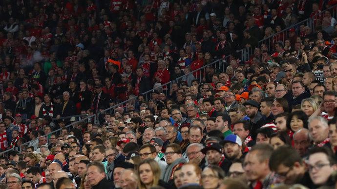 «Динамо» ожидает аншлаг на матче открытия стадиона в Петровском парке с «Арсеналом»