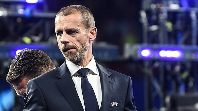Президент Реала: Глава УЕФА повышает себе зарплату в то время, когда футбол умирает