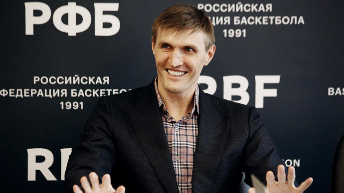 Кириленко переизбран на пост главы РФБ